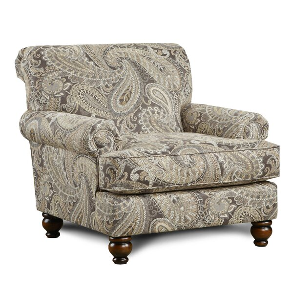 Sauer 22-inch Armchair by Latitude Run Latitude Run