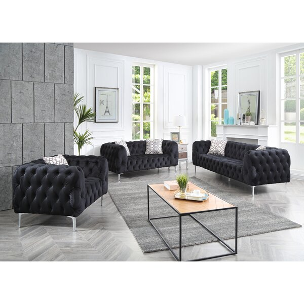 Verena Configurable Living Room Set by Everly Quinn