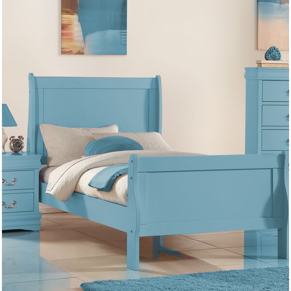 Hallatrow Sleigh Configurable Bedroom Set by Red Barrel Studio