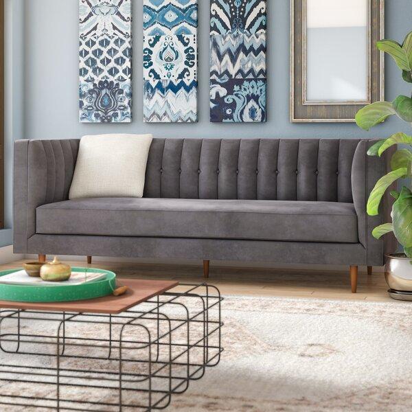 Get Name Brand Hartell Sofa by Mistana by Mistana