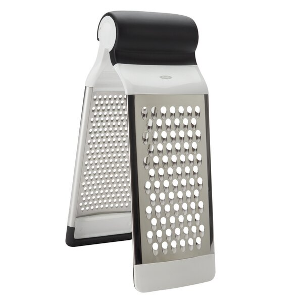 Good Grips Two-Fold Grater by OXO