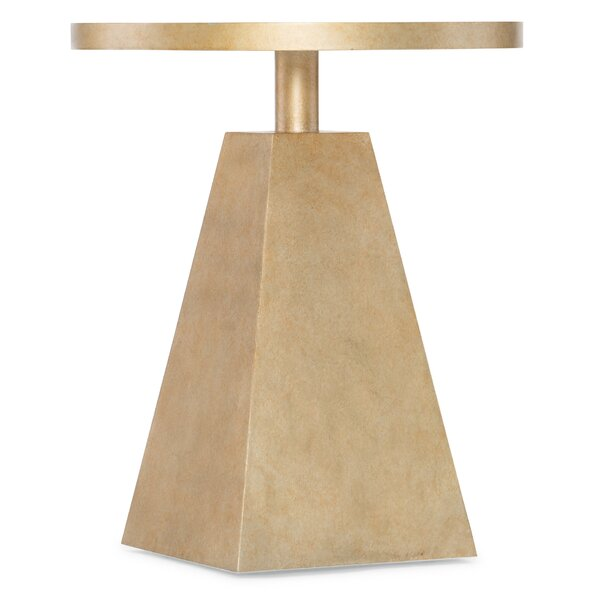 Pyramid End Table by Hooker Furniture
