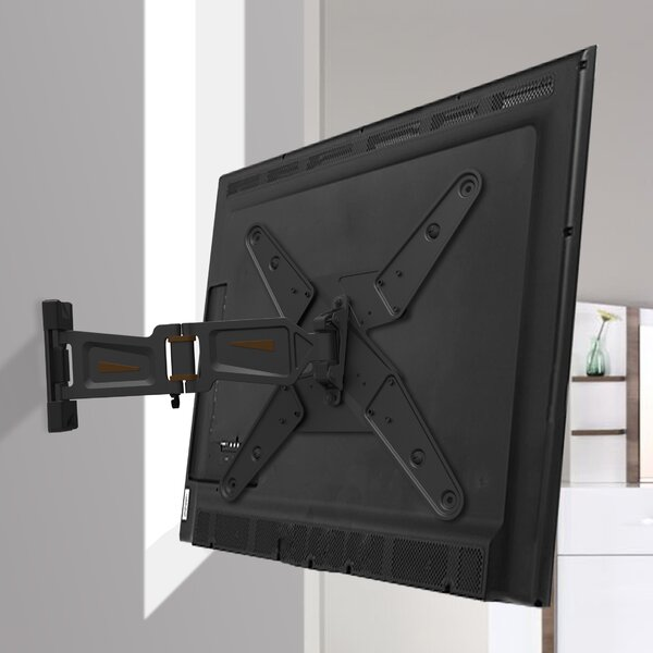 Full Motion TV Wall Mount for 23-55 Flat Panel Screens by GForce