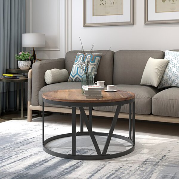 Swedish Hill Coffee Table by Union Rustic Union Rustic