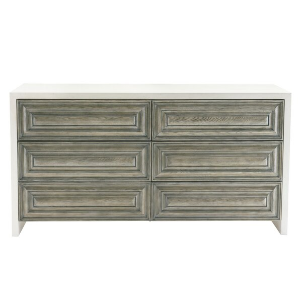 Goodman 6 Drawer Double Dresser by Bernhardt