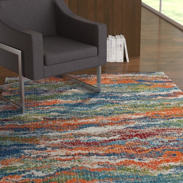 Alexander Area Rug by Ebern Designs
