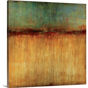 'Desert Sunset' by Liz Jardine Painting Print on Canvas by Great Big Canvas