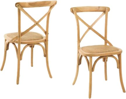 Sandoval Solid Wood Dining Chair