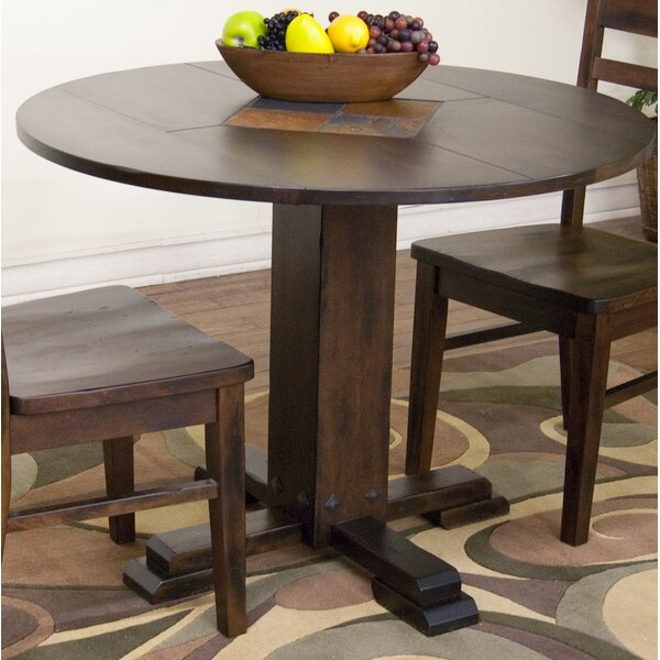 Fresno Drop Leaf Dining Table by Loon Peak