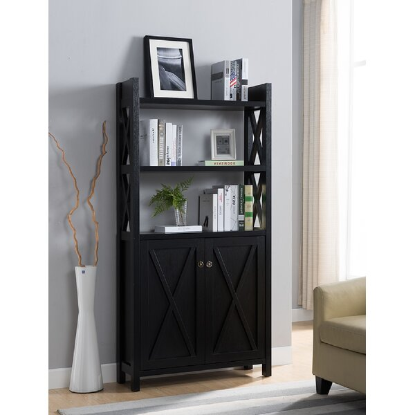 Quiana Creative Standard Bookcase By Breakwater Bay