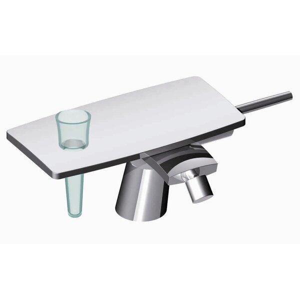 De Soto Single Handle Horizontal Spray Centerset Faucet by Fima by Nameeks