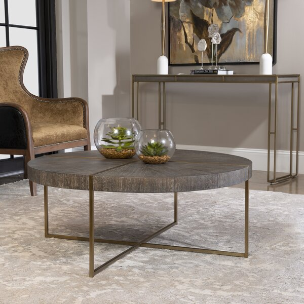 Taja Coffee Table By Uttermost