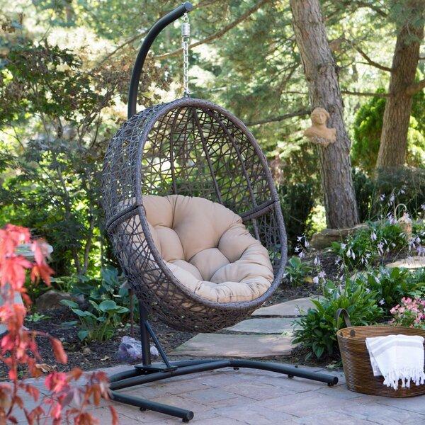 Kellen Swing Chair with Stand by Bayou Breeze Bayou Breeze