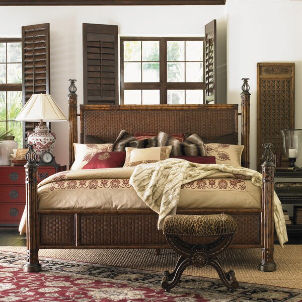 Somers Isle 6/0 California King Standard Bed by Lexington