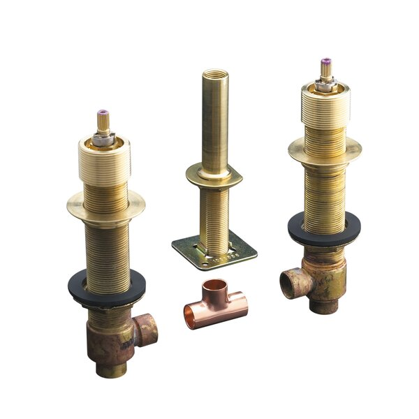 1/2 Ceramic High-Flow Valve System by Kohler