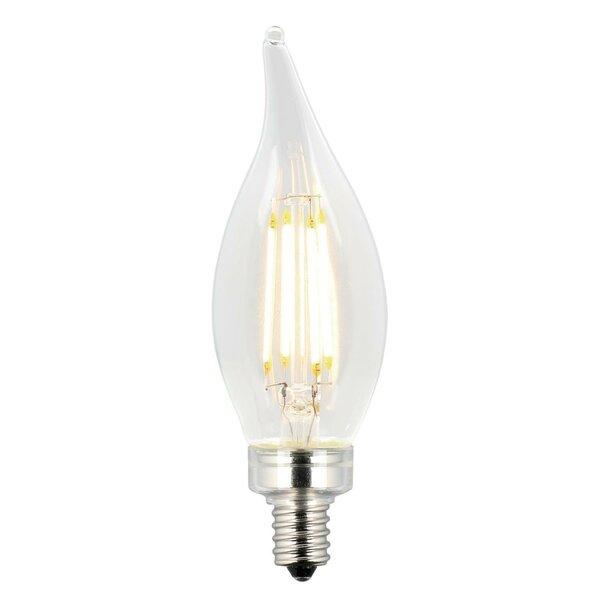 60W E12/Candelabra LED Light Bulb by Westinghouse Lighting