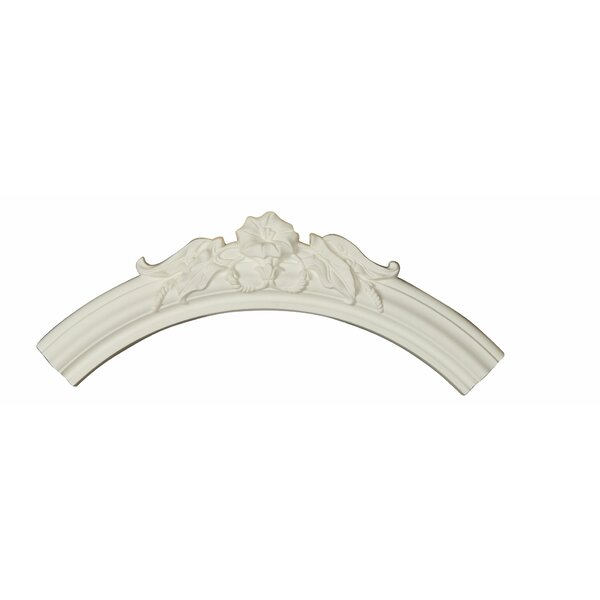 Flower 28.75 H x 28.75 W x 2.63 D Ceiling Ring by Ekena Millwork