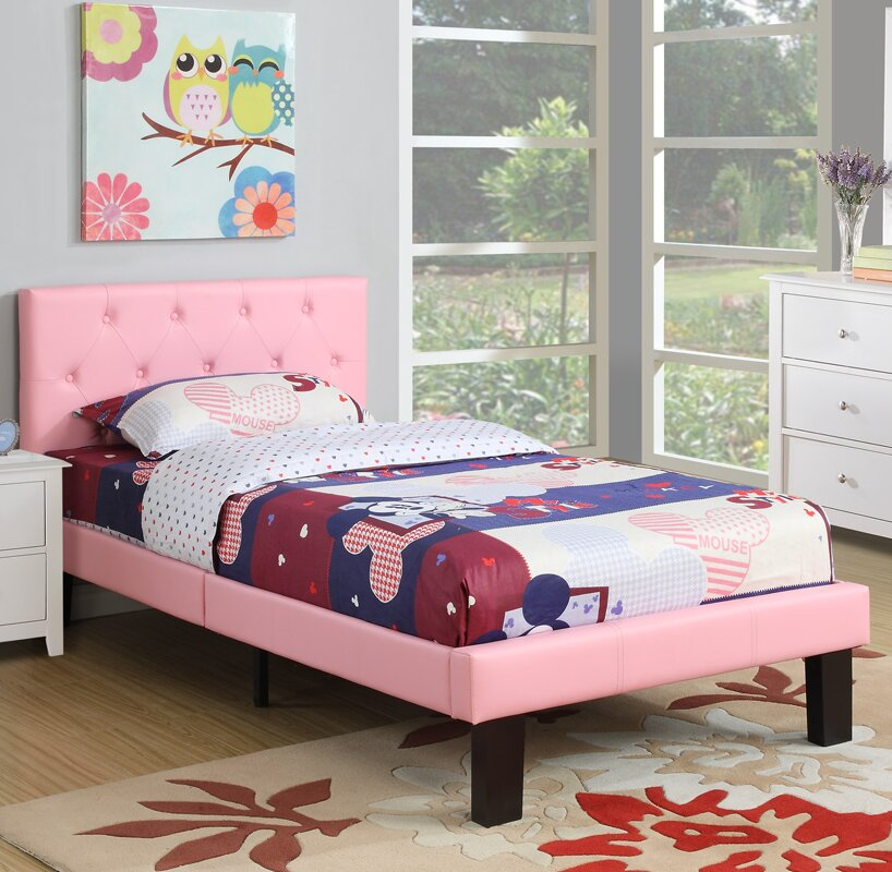 Viv Rae Elvis Twin Platform Bed Amp Reviews Wayfair Ca