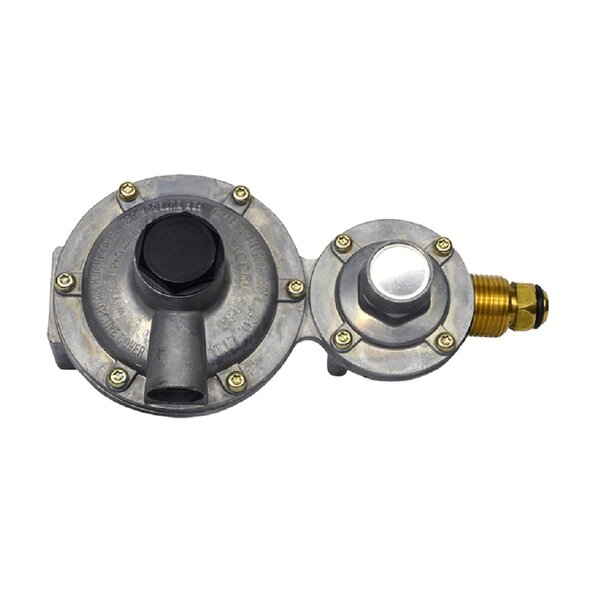 Propane Two Stage Regulator By Mr. Heater