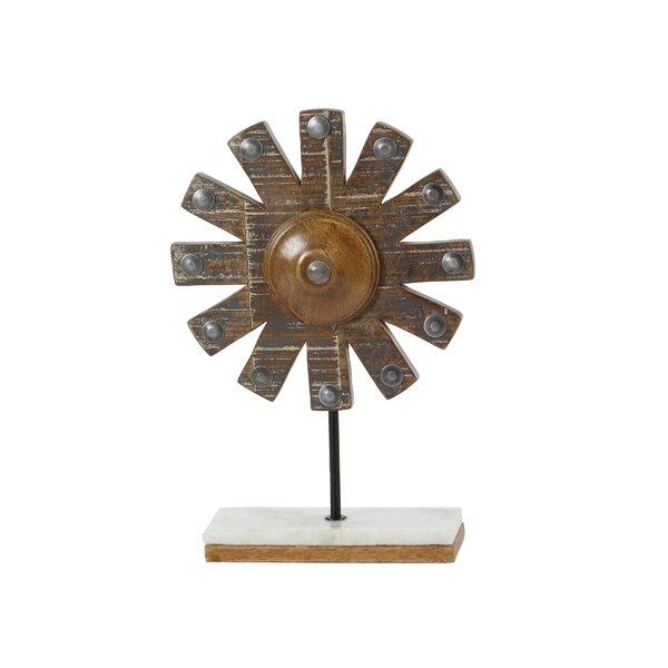 Osterley Wood Windmill Sculpture by Gracie Oaks