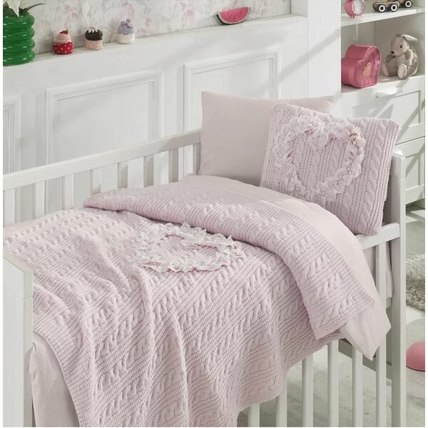 Carrollton 6 Piece Crib Bedding Set by Greyleigh