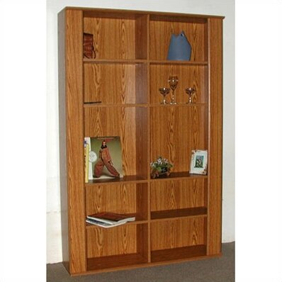 Wheaton Standard Bookcase By Millwood Pines