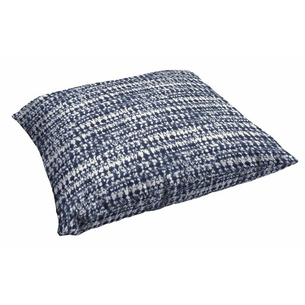 Demers Graphic Indoor/Outdoor Floor Pillow by Mercury Row