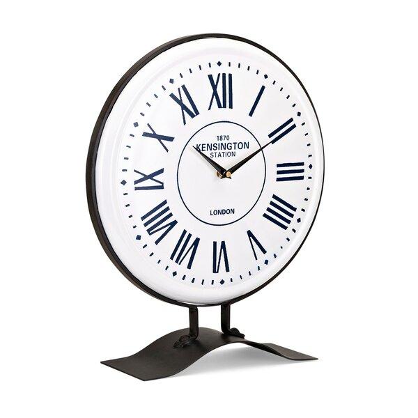 Tabletop Clock by Gracie Oaks