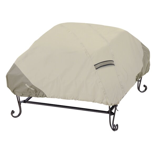 Belltown Fire Pit Cover by Classic Accessories