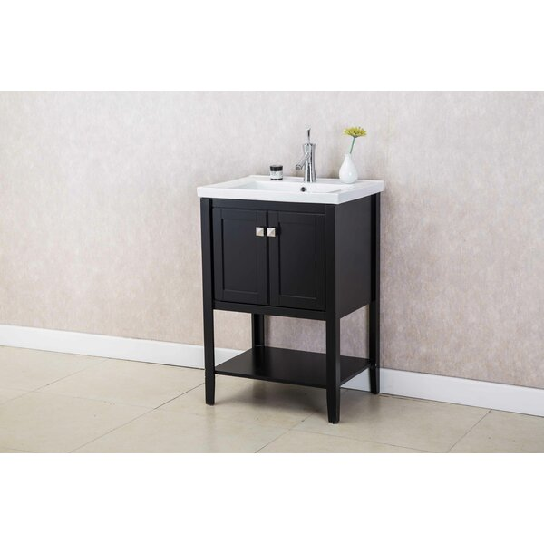 Chesterman 24 Single Bathroom Vanity Set by Zipcode Design
