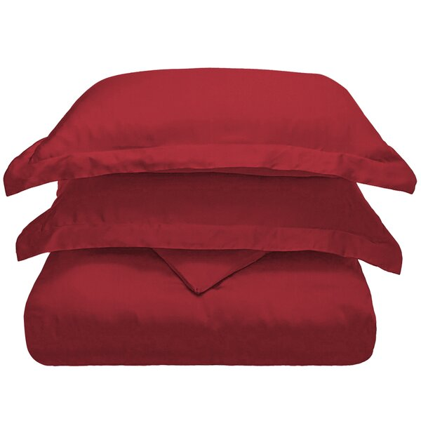 3 Piece Duvet Cover Set by Simple Luxury