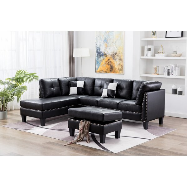 Compare Price Spriggs Modular Sectional With Ottoman