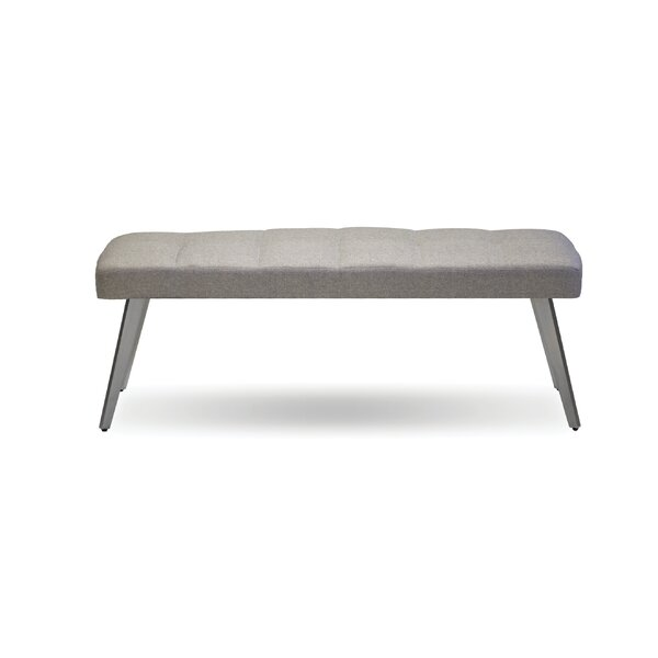 Searles Upholstered Bench by Ivy Bronx Ivy Bronx