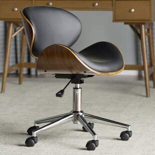 Astonishing Olmstead Mid Back Desk Chair Gmtry Best Dining Table And Chair Ideas Images Gmtryco