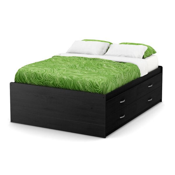 Lazer Captain Full Bed with  Drawers by South Shore