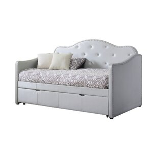 Marisa Twin Daybed with Trundle