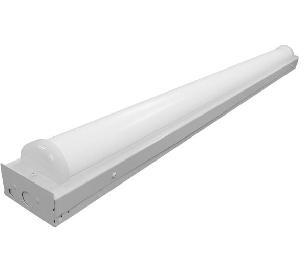 1-Light Linear High Output LED Strip Light by NICOR Lighting