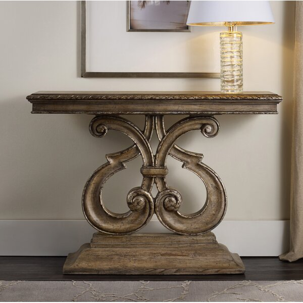 Unruh Console Table by Ophelia & Co. Ophelia & Co.