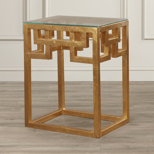 Bellegarde End Table by Willa Arlo Interiors