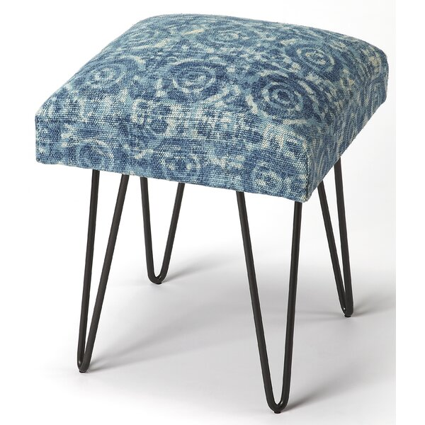 Eduard Accent Stool by Bungalow Rose