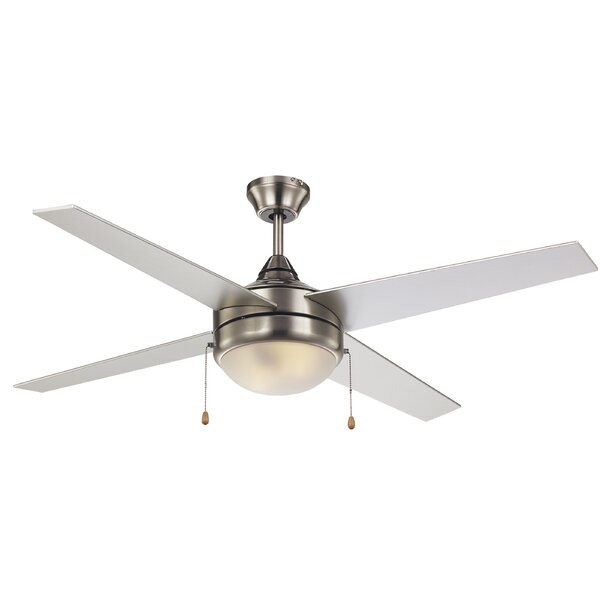 52 Everson 4 Blade Ceiling Fan by Ebern Designs