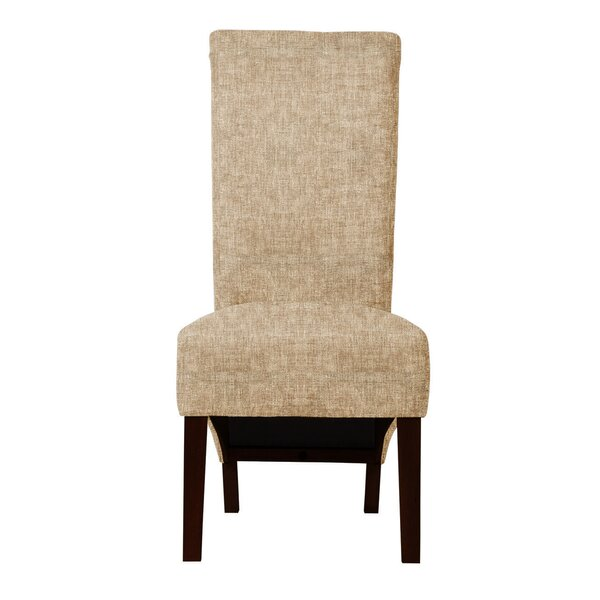 Ramon Solid Upholstered Side Chair (Set of 2) by Langley Street