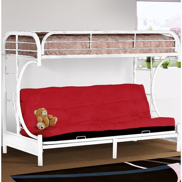 Twin over Full Futon Bunk Bed by Wildon Home ®
