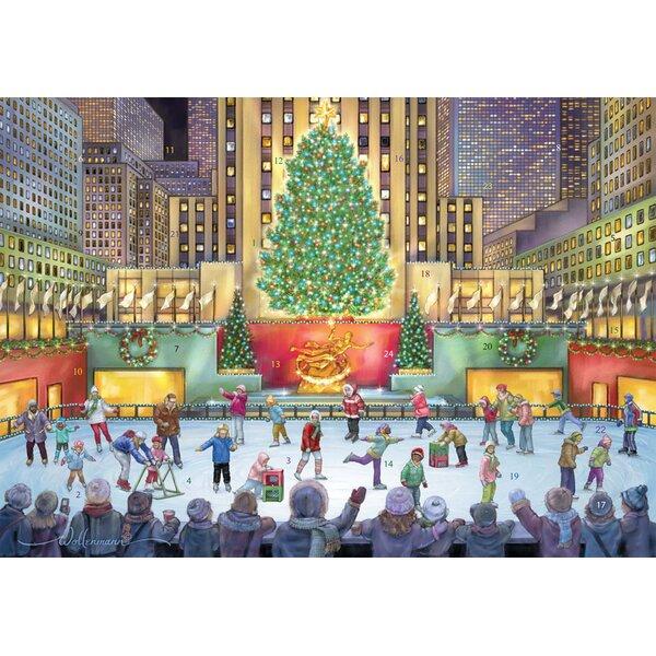 Rockefeller Center Advent Calendar by The Holiday Aisle