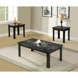 Gowins 3 Piece Coffee Table Set by Mercer41