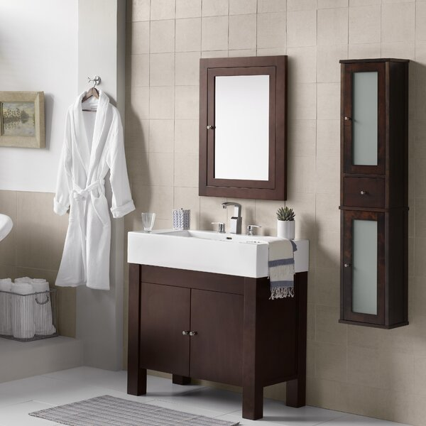 Devon 36 Single Bathroom Vanity Set by RonbowDevon 36 Single Bathroom Vanity Set by Ronbow
