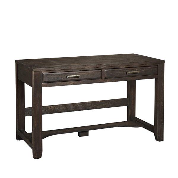 Hernandez Solid Wood Writing Desk