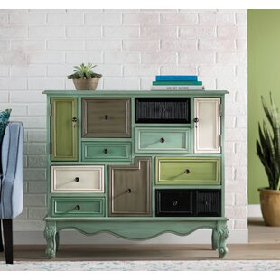 Homestown 9 Drawer 2 Door Accent Cabinet By Bungalow Rose
