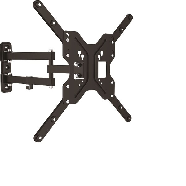 ProHT Full Motion Swivel Wall Mount for 23-55 Flat Panel Screens by Inland Products