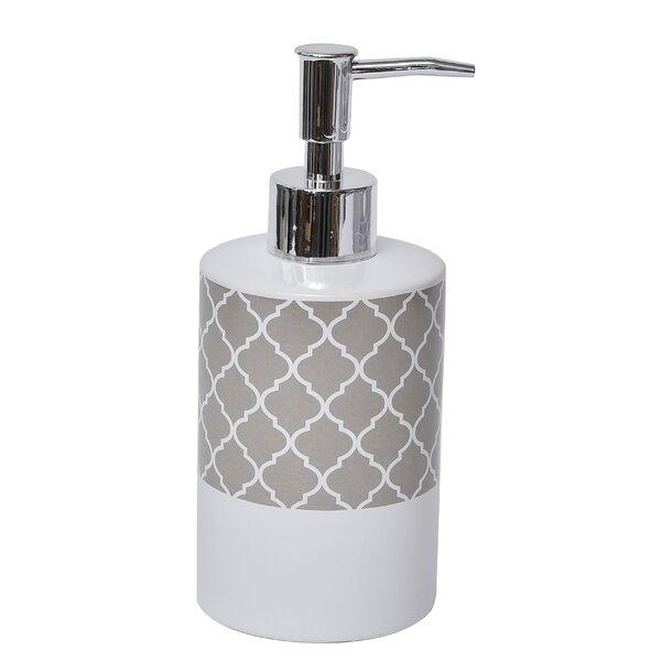 Escala Bathroom Lotion Dispenser by Evideco